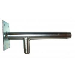 Tágulási tartály tartó konzol - horganyzott (35 lit-ig)