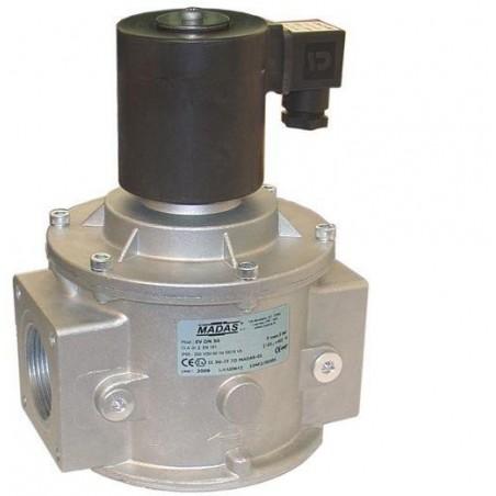 """MADAS gázmágnesszelep DN32 -5/4""""-os, 230V (Cikk:EVPC05208)"""