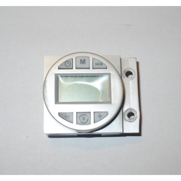 Ferroli SUN P7 és SUN P12 pelletégő kezelő panel