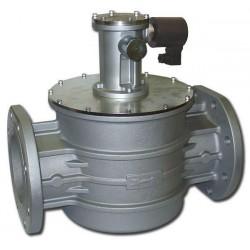 MADAS kézi működtetésű gáz mágnesszelep DN150, 230V (Cikk:CX12C008)