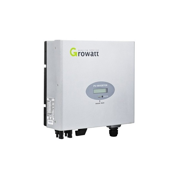 Growatt 3000 TL napelem inverter