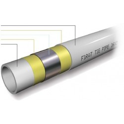 Firat PEX-AL-PEX 16X2,0 alubetétes ötrétegű cső
