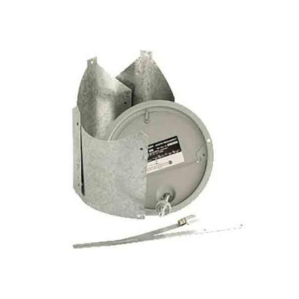Kéményhuzat szabályozó füstcsőre, 130-160mm (75kW-ig)