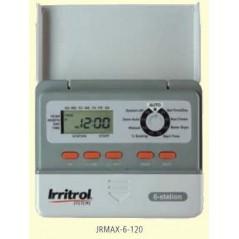 Irritrol JUNIOR MAX vezérlő 4 zónás beltéri