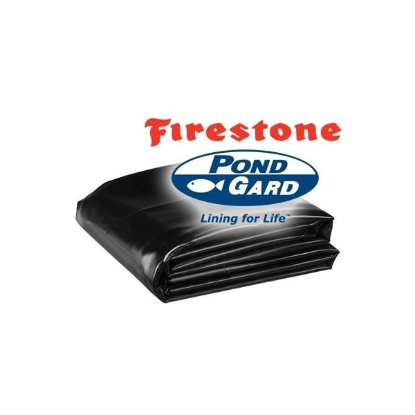 Firestone Pond Liner 1,02mm / 6,1m X 30,5m EPDM gumi tófólia (1m²)