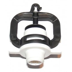 PP Omega mikrofej - 250l/h, fehér fúvókával