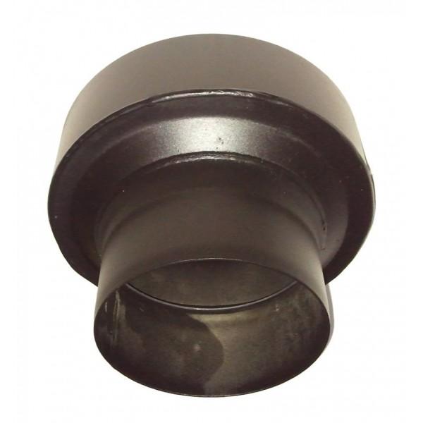Acél füstcső bővítő 132-150