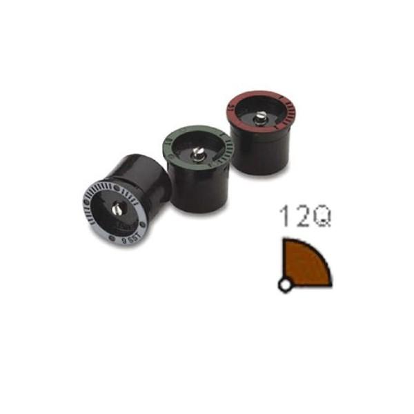 Rain Bird MPR 12Q fix fúvóka (3.7m, 90 fokos, barna)
