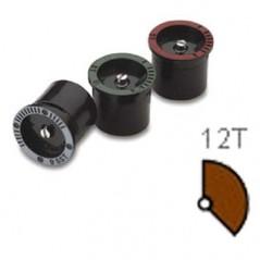 Rain Bird MPR 12T fix fúvóka (3.7m, 120 fokos, barna)