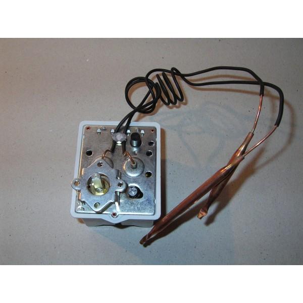 Drazice TJ fűtőbetét hőfokszabályozó termosztát 3 fázisú
