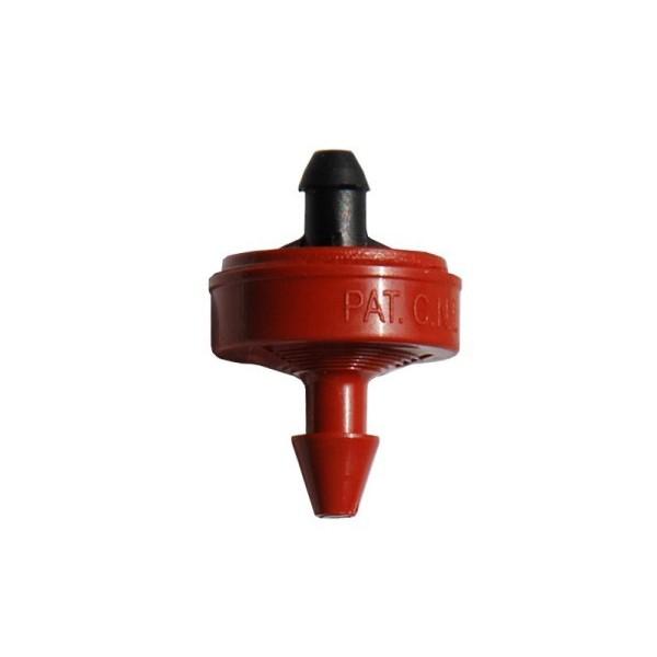 Netafim CNL kicsi gomba, kettő körmös csatlakozás - 2l/h
