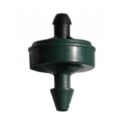 Netafim CNL kicsi gomba, kettő körmös csatlakozás - 3l/h