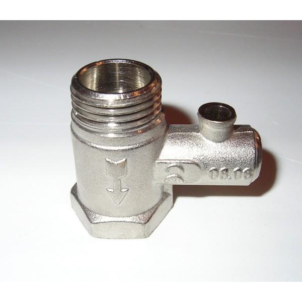 Idropi LE80, Omega fatüzelésű bojler biztonsági szelep