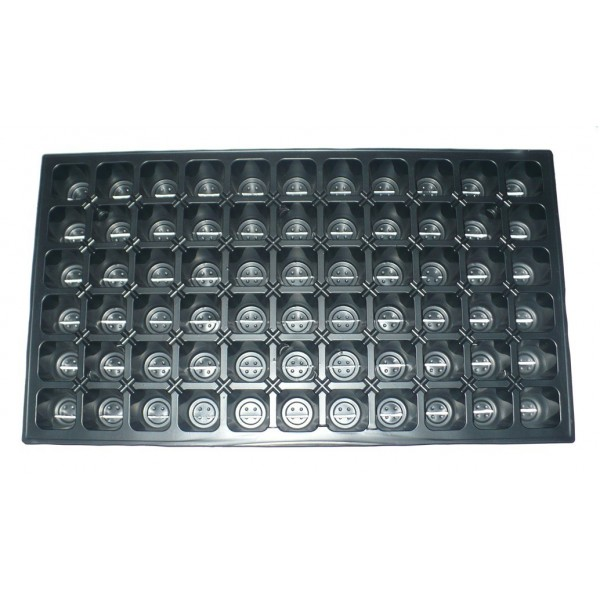 Palántázó tálca 66 edényes (3,7 X 3,7 cm)