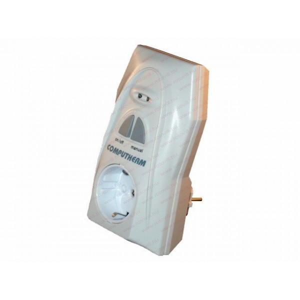 Computherm Q1RX, rádiófrekvenciális dugalj