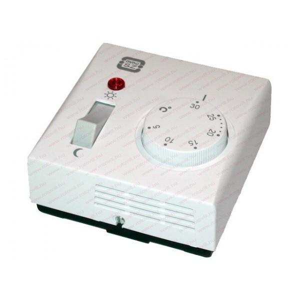 MMG PT-102 szobatermosztát (nappali/éjszakai kapcsolóval)