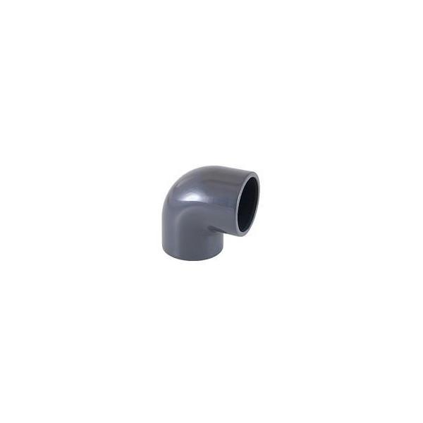 PVC ragasztható könyök 90 fokos - DN20