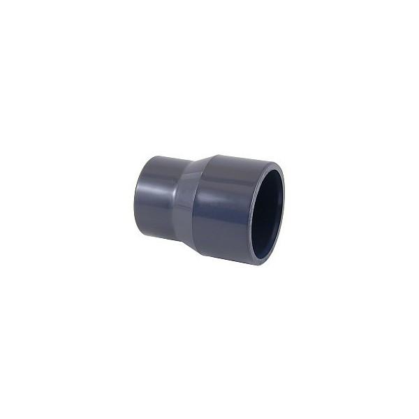 PVC ragasztható szűkítő - DN 25-20