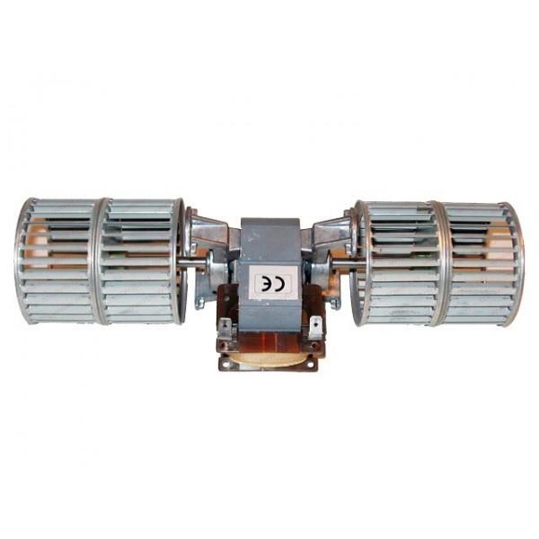 Hőtárolós kályha ventillátor motor Duo tangenciális