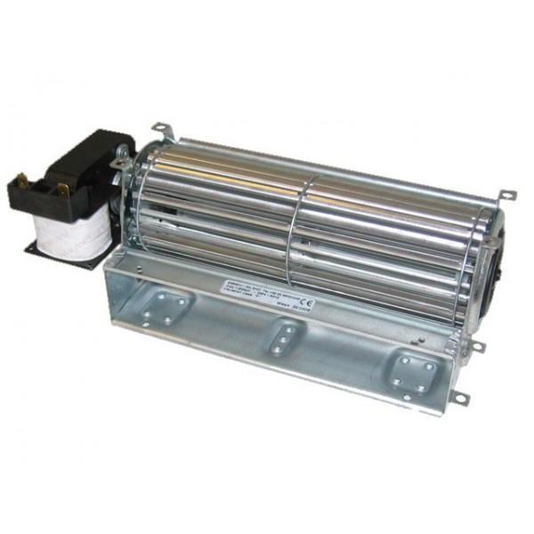 Hőtárolós kályha ventillátor motor SX180/15 tangenciális