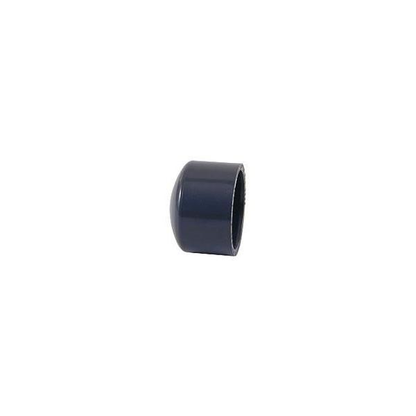 PVC ragasztható zárókupak - DN20