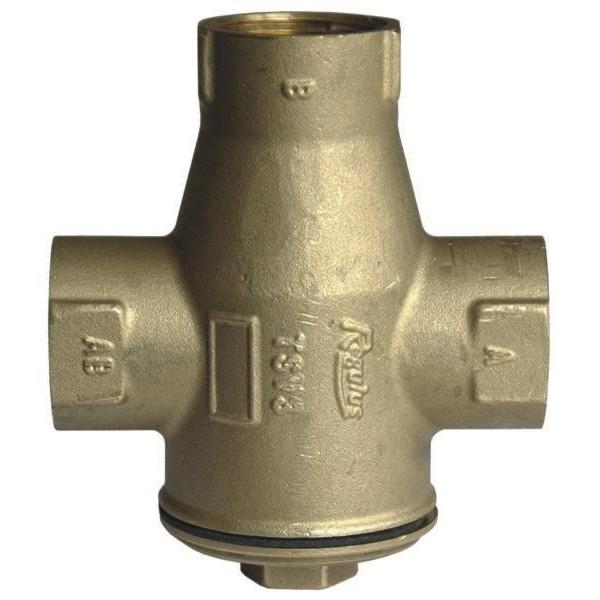 TSV3 - DN25-45°C-os kazánvédő termosztatikus szelep