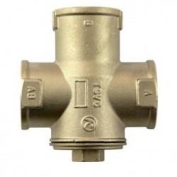 TSV5 - DN32-45°C-os kazánvédő termosztatikus szelep