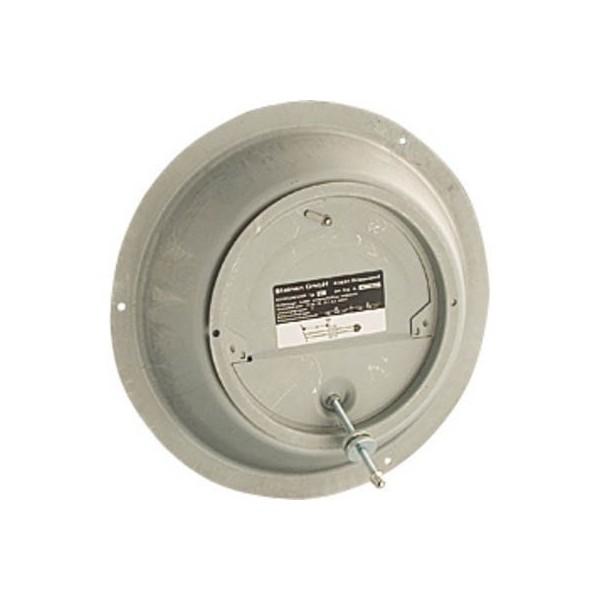 Kéményhuzat szabályozó kéményfalba (50kW-ig)