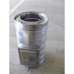 KO/KO 300/400 (0,8) - 7m szerelt kémény