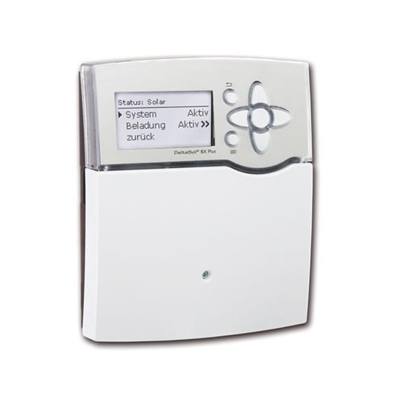 Resol Deltasol BX Plus vezérlő szolár rendszerhez