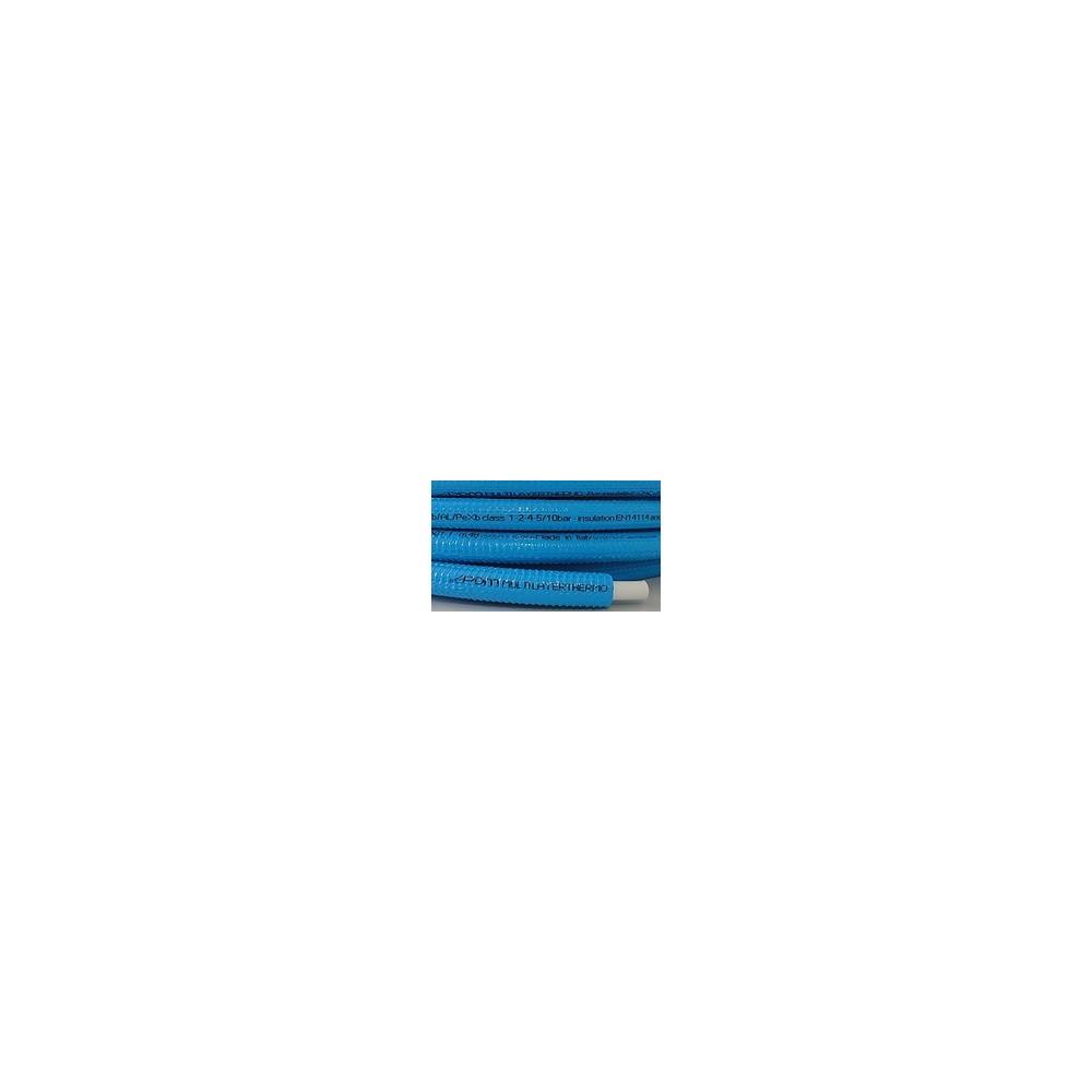 Multilayer Thermo 16X2,0 szigetelt alubetétes ötrétegű cső