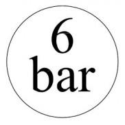 6 bar-os biztonsági szelep