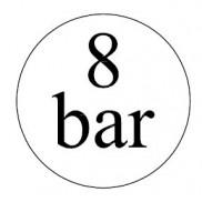 8 bar-os biztonsági szelepek