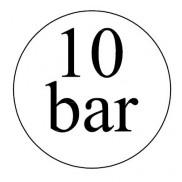 10 bar-os biztonsági szelepek
